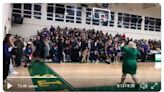 'Where's your passport?' Video shows fans taunting California high school basketball team