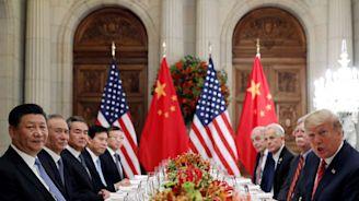 Exclusive: U.S. demands regular review of China trade reform