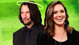 Keanu Reeves is an Angel in Human Form, Says His Movie Wife