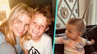 Jessica Simpson's Son Gives Little Sister Birdie A Hilarious New Hairstyle