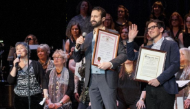 Out Loud LGBTQ Chorus Honored at 25th Anniv. by Statewide Officials