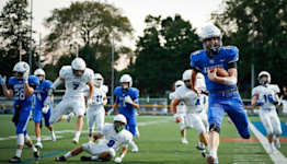 'What Friday Night Lights is about.' Lexington's 'Holy War' rivalry already a classic.