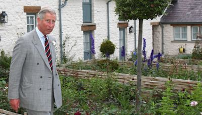 The remote Welsh home where Prince Charles is staying after Prince Philip's funeral