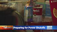 Vacaville Residents Prepare For Public Safety Power Shutoffs