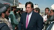 Former governor who met with Taliban says it's up to Afghanistan to defend itself