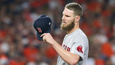 Red Sox starting pitchers: Chris Sale, Nathan Eovaldi lined up for ALCS Games 5 and 6