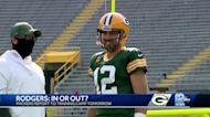 Aaron Rodgers expected at Packers training camp