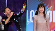 Chris Martin Calls Girlfriend Dakota Johnson 'My Universe' When Dedicating Song To Her In Concert