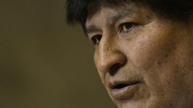 Bolivia's Morales calls for calm after protesters demand junta