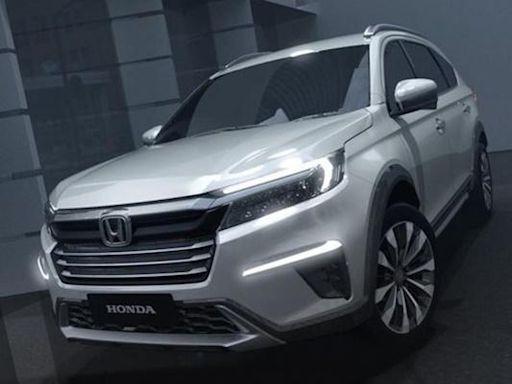 有 CR-V 的 1.5 升渦輪!Honda 全新 7 人座休旅引擎資訊外洩! - 自由電子報汽車頻道
