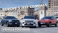 Europe's 2022 Jeep Compass