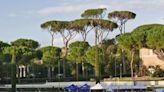 Road to Rome 2023, golf in Piazza di Siena