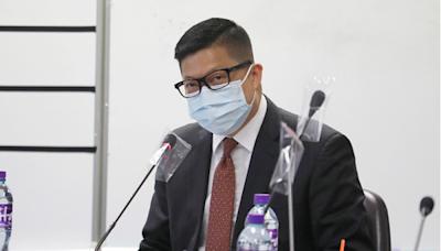 鄧炳強:外部勢力對本港危害大 23條立法需納間諜罪