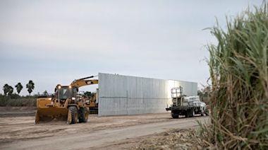 取消德州邊境牆合同 DHS後宣布進行維修和加固