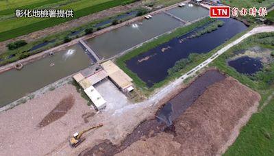 合法公司勾結清運業、司機 全台農田濫倒廢棄物達32座泳池 (彰化地檢署提供) - 自由電子報影音頻道