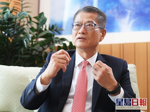 陳茂波:擬在政府綠色債券計畫 加人民幣計價綠債
