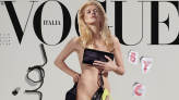 Claudia Schiffer, 48, and Stephanie Seymour, 51, pose nude for Vogue Italia: 'Mature women back in fashion'