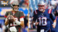 Eric Mangini previews Tom Brady's return to New England, analyzes Mac Jones' rookie season I THE HERD