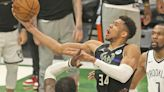 NBA playoffs: How Giannis Antetokoumpo, Khris Middleton and the Bucks ran the Nets ragged in must-win Game 6