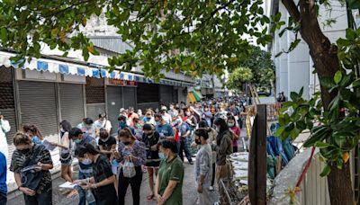 泰國疫苗接種加速 目標每日施打100萬劑