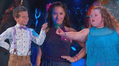 Honey Boo Boo, Tripp Palin, and Mackenzie Ziegler highlight 'Dancing With the Stars: Juniors' premiere