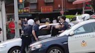 男撂人開車衝撞前女友 友人助陣反控警方打人