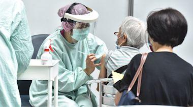 新冠死亡失智占2到4成 陳宗彥:71%失智者已在疫苗接種優先名單