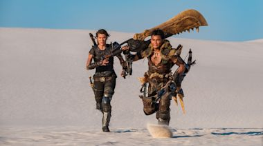 'Monster Hunter': Milla Jovovich Takes on Fearsome Beasts in New Trailer