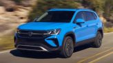 2022 Volkswagen Taos SUV Preview