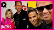 Just Friends? A-Rod Spotted With Ben Affleck's Ex Lindsay After J. Lo Split