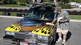 Car enthusiasts come out for annual Flames of the Spirit Car Cruise despite COVID-19 concerns