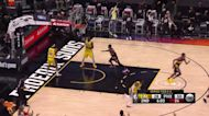 Chris Paul with a buzzer beater vs the Los Angeles Lakers