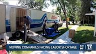 Moving companies boxed in by Utah's labor shortage