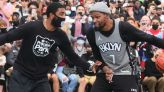 Kevin Durant 'positive' things will work out between Kyrie Irving and Brooklyn Nets