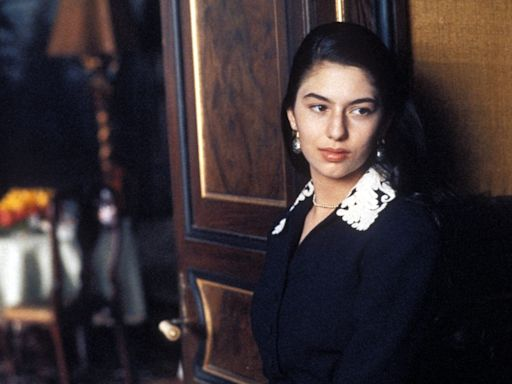 Sofia Coppola Reflects on Her Negative Godfather Part III Reviews: They 'Didn't Destroy Me'