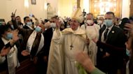 Pope Francis and Top Iraqi Shiite Deliver Solidarity Message