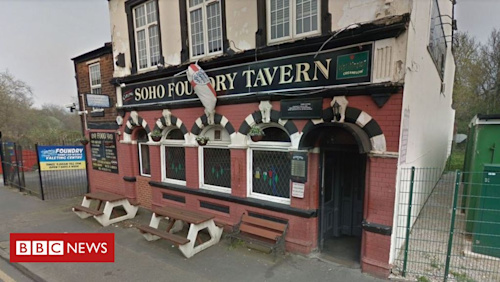 Pub-goers urged to self-isolate after virus cases