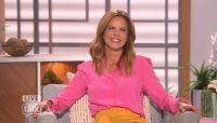 The Talk - Natalie Morales' 'The Talk' Debut with 'CSI,' 'Bond' and 'Squid Game' Parody