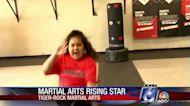 9-year-old Molly Silvas dominates tournament in San Antonio