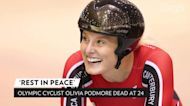 Former New Zealand Olympic Cyclist Olivia Podmore Dead at 24: 'Forever in Our Hearts'