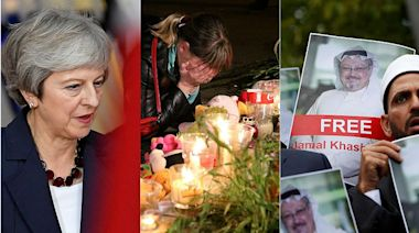 Nine stories to know about from Europe today
