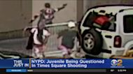 NYPD: Juvenile Being Questioned In Times Square Shooting