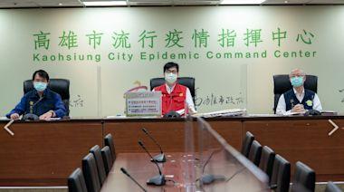 陳其邁市府防疫表現優 市民滿意度近9成 逾6成藍營支持者也肯定