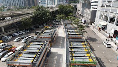 全港首個智能停車場選址荃灣海盛路 下月中旬啟用