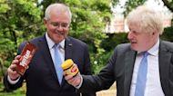 UK-Australia trade treaty is the 'new dawn'