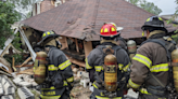 Explosion causes extensive damage to Denver house