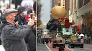 Macy's Thanksgiving Day Parade very different this year amid COVID-19 pandemic