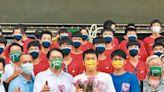 王齊麟回饋母校65萬 李洋勉學弟妹堅持