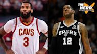 Chris Broussard: Andre Drummond to Lakers was crucial after LaMarcus Aldridge - Nets deal | THE HERD