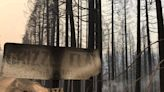 'Get out now': Monstrous Dixie Fire moves closer to small California town; Caldor Fire threatens more communities